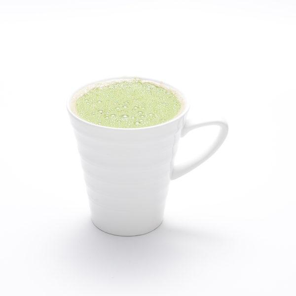抹茶ココアラテ(温)