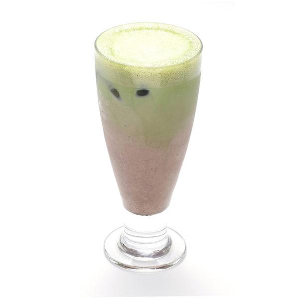 抹茶ココアラテ(冷)